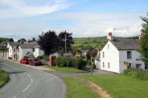 Broughton Beck village, Cumbria