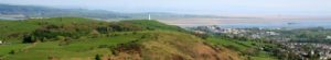 Hoad Monument Ulverston and Morecambe Bay views