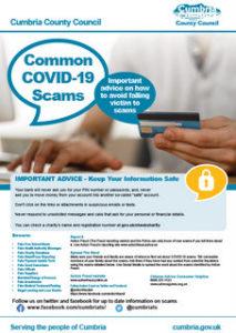 covid-19 scams 2020